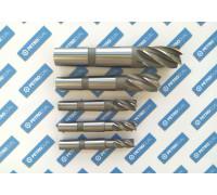 Фреза концевая 26х45х147 z=6 к/х HSS DOLFAMEX фото